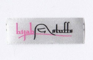 Satin Printing Hijabstuff