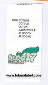label nylon