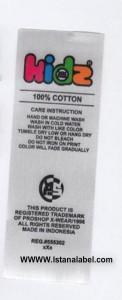 label satin printing