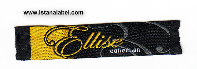 jual woven label