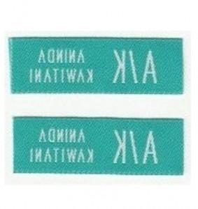 contoh label baju