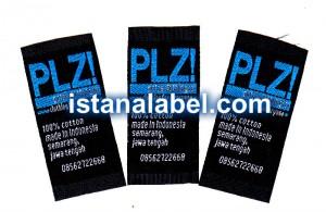 bikin label baju