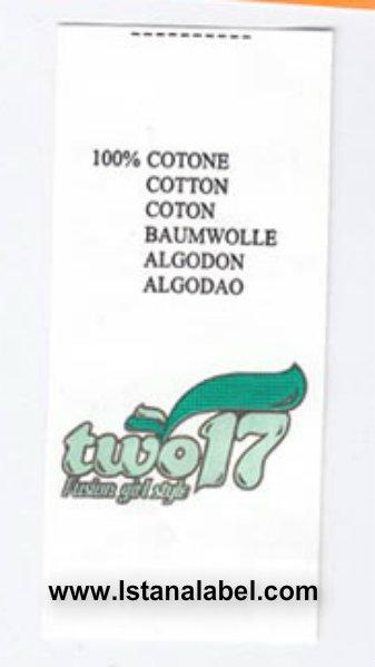 label nylon