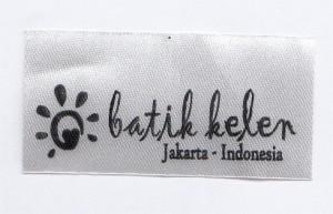 Jualan Label Baju Murah