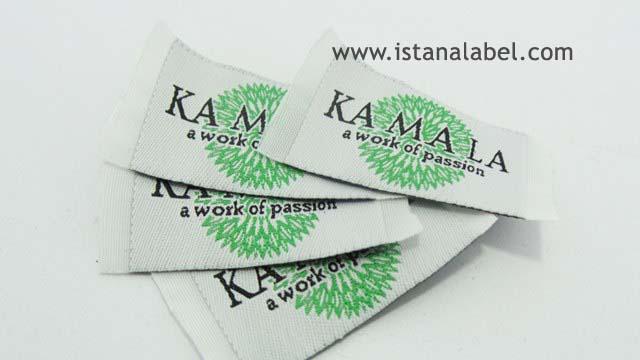 cetak label baju murah